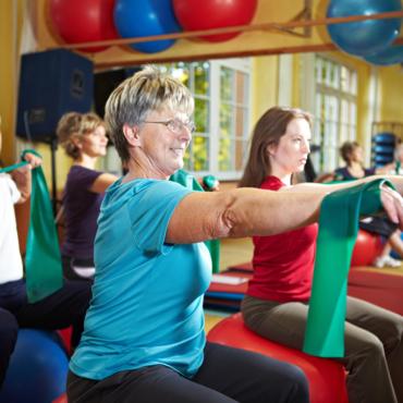 Soft Pilates Anfänger Kurs