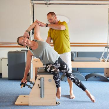 Neue Pilates Kooperationspakete mit der SVS